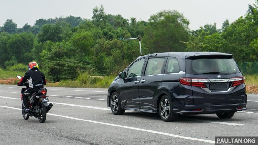 ASEAN NCAP umum pembangunan bagi ujian sistem informasi titik buta untuk protokol baharu 2017-2020 Image #788157