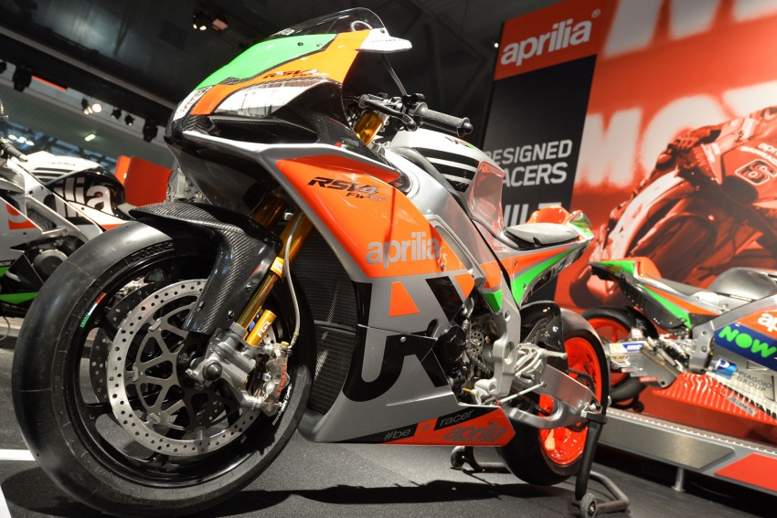 Is Aprilia Malaysia finding a new home in 2019? Image #789463