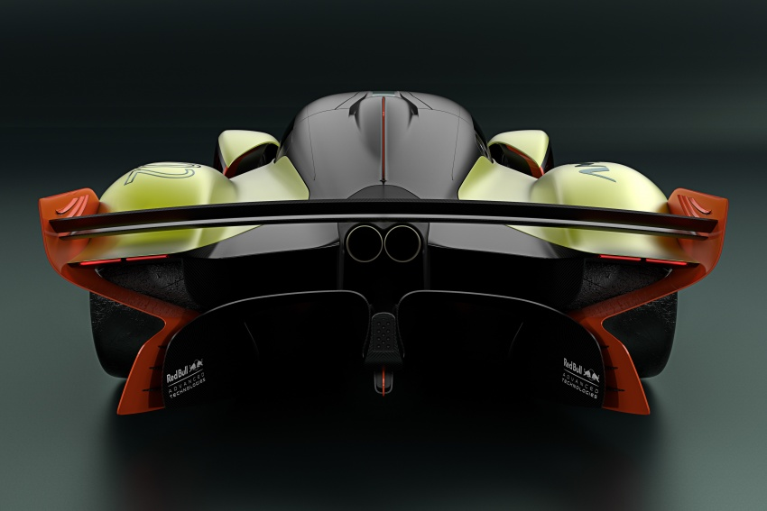 Aston Martin Valkyrie AMR Pro: 1,100 hp track monster Image #788720