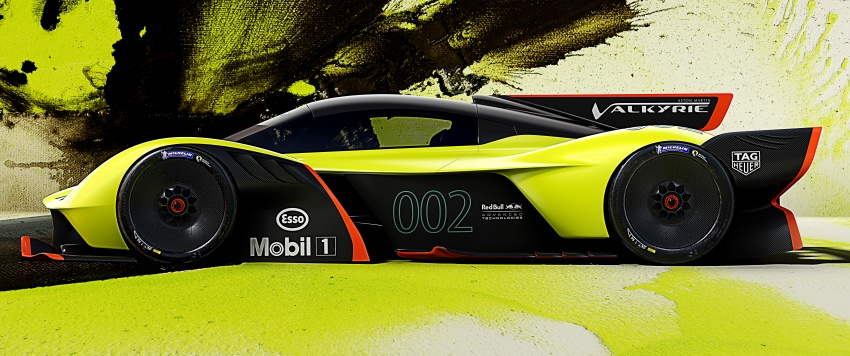 Aston Martin Valkyrie AMR Pro: 1,100 hp track monster Image #788714