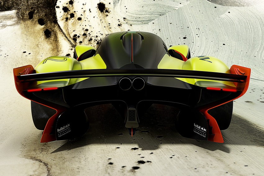Aston Martin Valkyrie AMR Pro: 1,100 hp track monster Image #788716