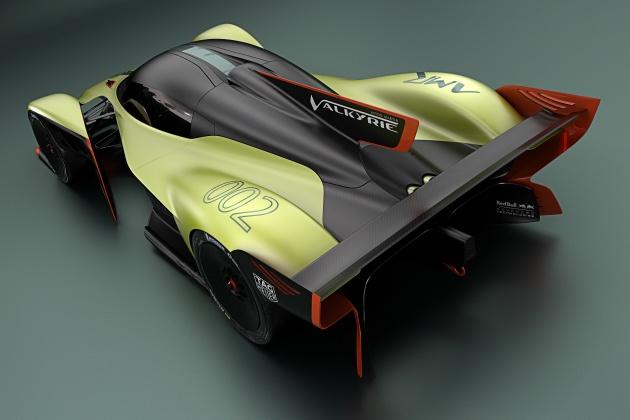 Aston Martin Valkyrie Amr Pro 1 100 Hp Track Monster