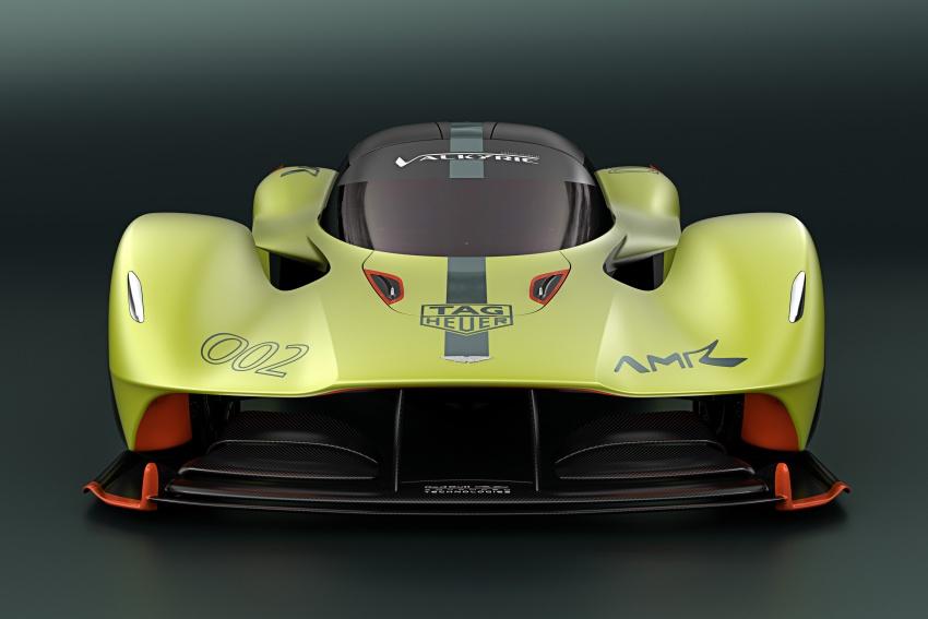 Aston Martin Valkyrie AMR Pro: 1,100 hp track monster Image #788719