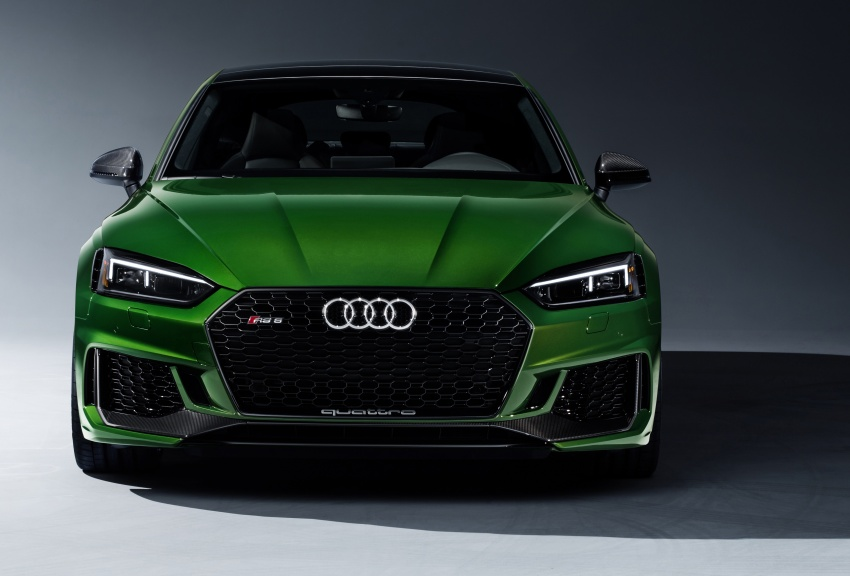 First-ever Audi RS5 Sportback debuts at NYIAS 2018 Image #797897