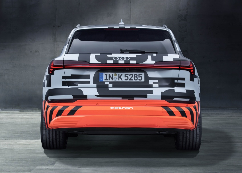 Audi e-tron prototypes revealed during Geneva Motor Show – upcoming all-electric SUV model previewed Image #788024