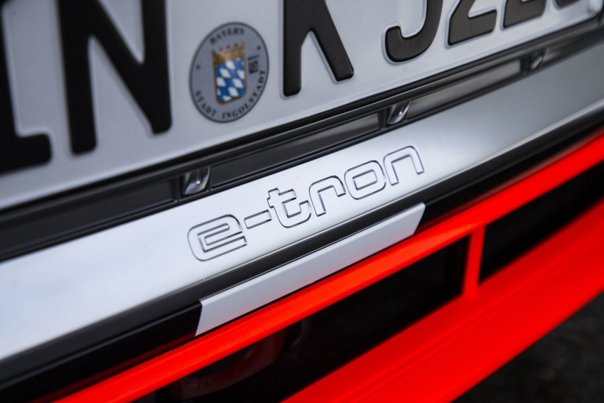 Audi e-tron prototypes revealed during Geneva Motor Show – upcoming all-electric SUV model previewed Image #788034