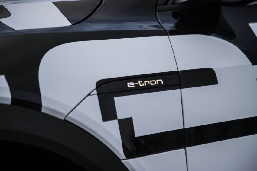 Audi e-tron prototypes revealed during Geneva Motor Show – upcoming all-electric SUV model previewed Image #788049