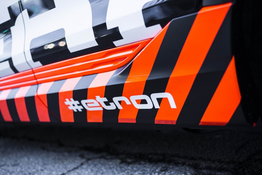 Audi e-tron prototypes revealed during Geneva Motor Show – upcoming all-electric SUV model previewed Image #788052