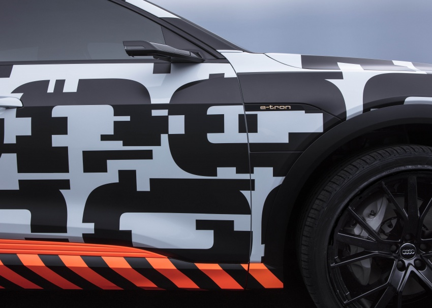 Audi e-tron prototypes revealed during Geneva Motor Show – upcoming all-electric SUV model previewed Image #788030