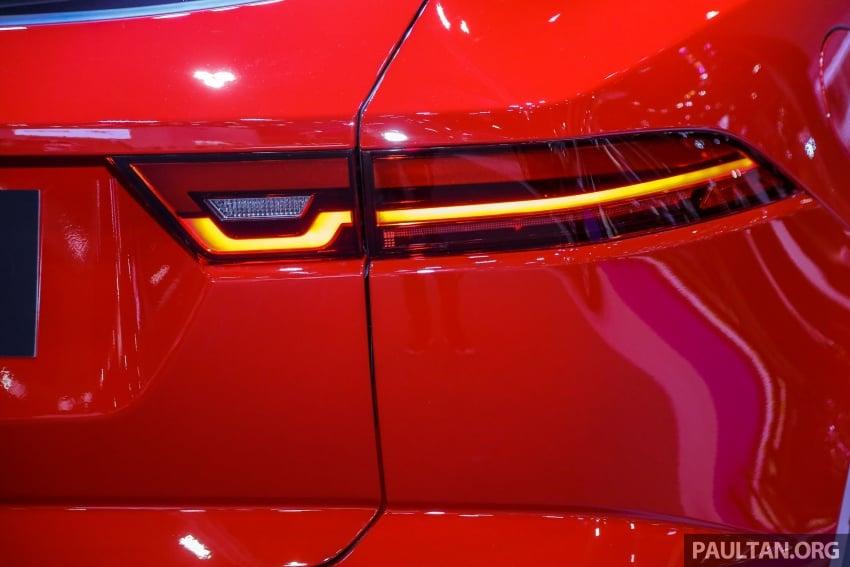 Bangkok 2018: Jaguar E-Pace launched, 2.0D, RM445k Image #799909