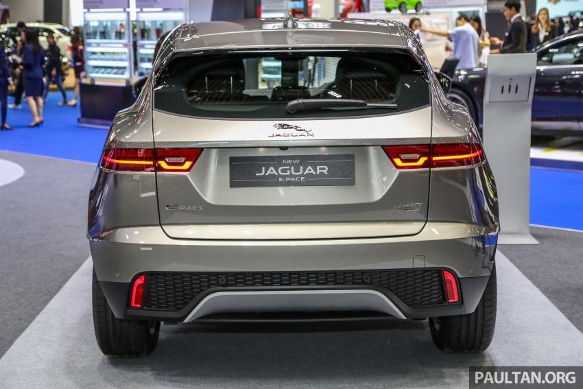 Bangkok 2018: Jaguar E-Pace launched, 2.0D, RM445k Image #799919