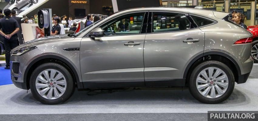 Bangkok 2018: Jaguar E-Pace launched, 2.0D, RM445k Image #799920