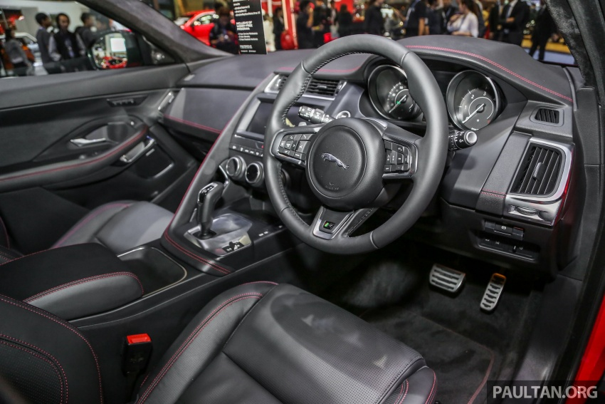 Bangkok 2018: Jaguar E-Pace launched, 2.0D, RM445k Image #799923