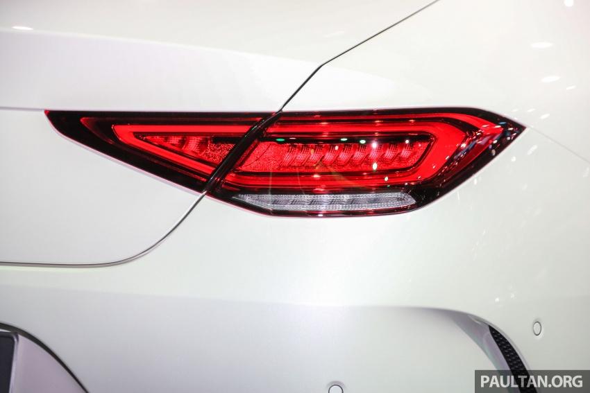 Bangkok 2018: Mercedes-Benz CLS launched, RM615k Image #797541