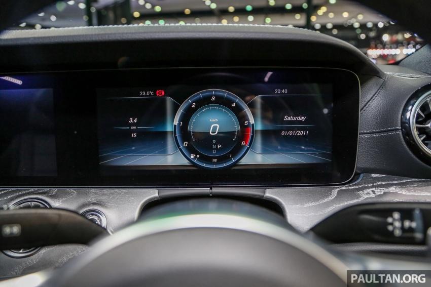 Bangkok 2018: Mercedes-Benz CLS launched, RM615k Image #797548