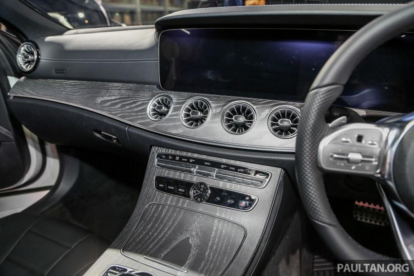 Bangkok 2018: Mercedes-Benz CLS launched, RM615k Image #797549