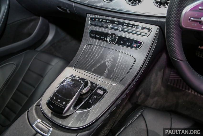 Bangkok 2018: Mercedes-Benz CLS launched, RM615k Image #797550
