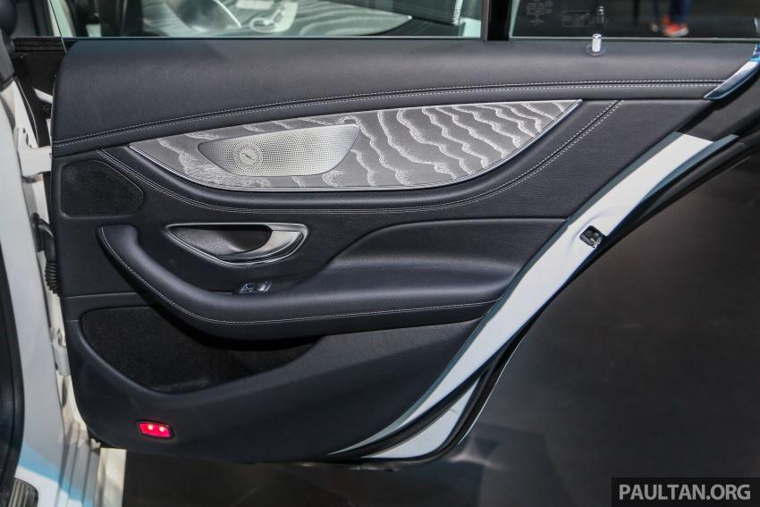 Bangkok 2018: Mercedes-Benz CLS launched, RM615k Image #797554