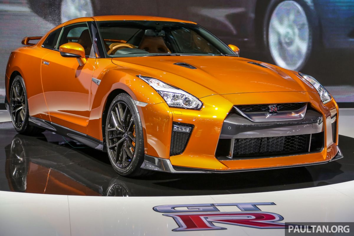 Bangkok 2018: Nissan GT-R now officially sold in Thailand ...