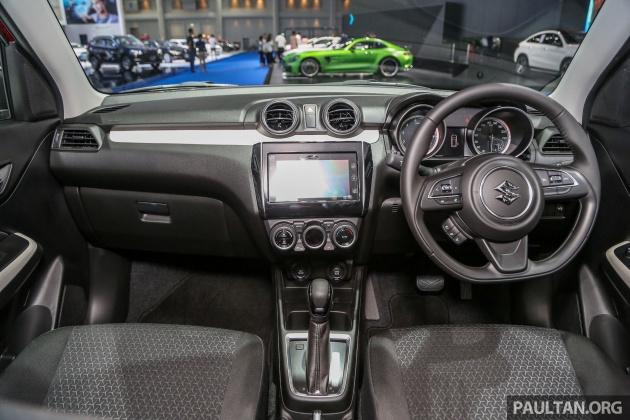 Bangkok 2018 New Suzuki Swift 1 2l Thai Eco Car