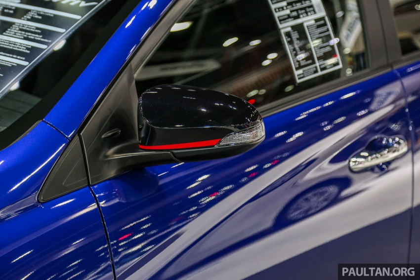 Bangkok 2018: Toyota Yaris Ativ, the next-gen Vios Image #796675