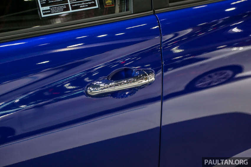 Bangkok 2018: Toyota Yaris Ativ – Vios generasi baharu dengan enjin 1.2L, hanya untuk pasaran Thai Image #796821
