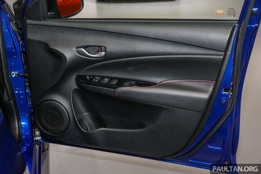 Bangkok 2018: Toyota Yaris Ativ – Vios generasi baharu dengan enjin 1.2L, hanya untuk pasaran Thai Image #796808