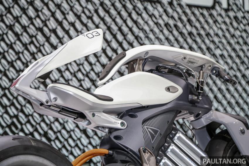 GALLERY: 2017 Yamaha Qbix and Motoroid concept Image #799135
