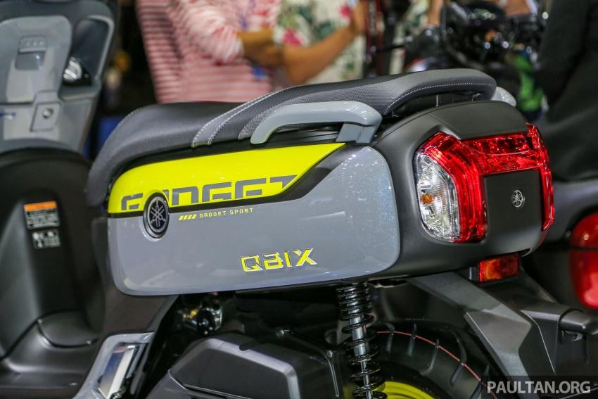 GALLERY: 2017 Yamaha Qbix and Motoroid concept Image #799140
