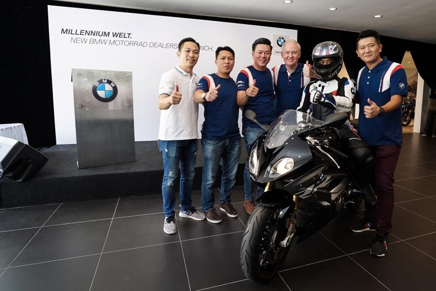 Millennium Welt buka bilik pameran BMW Motorrad di Seremban – yang pertama di Negeri Sembilan Image #793030