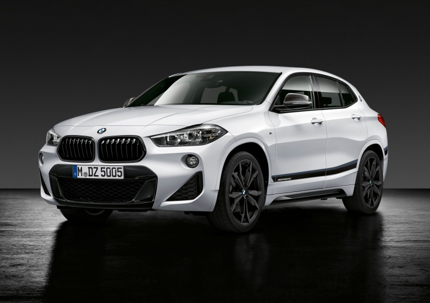 BMW X2, X3 and X4 receive M Performance Parts Image #784637
