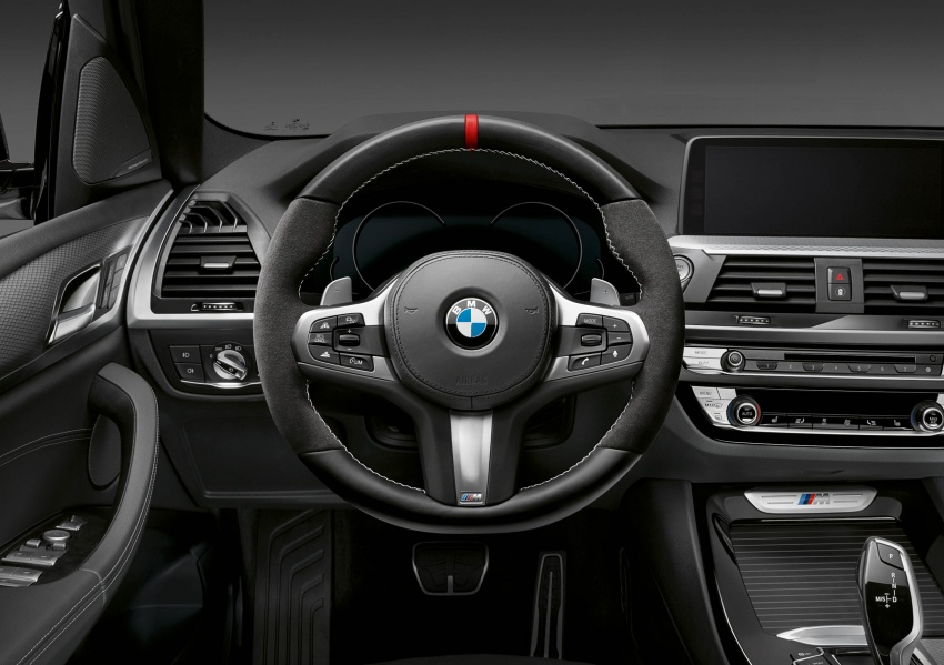 BMW X2, X3 and X4 receive M Performance Parts Image #784647