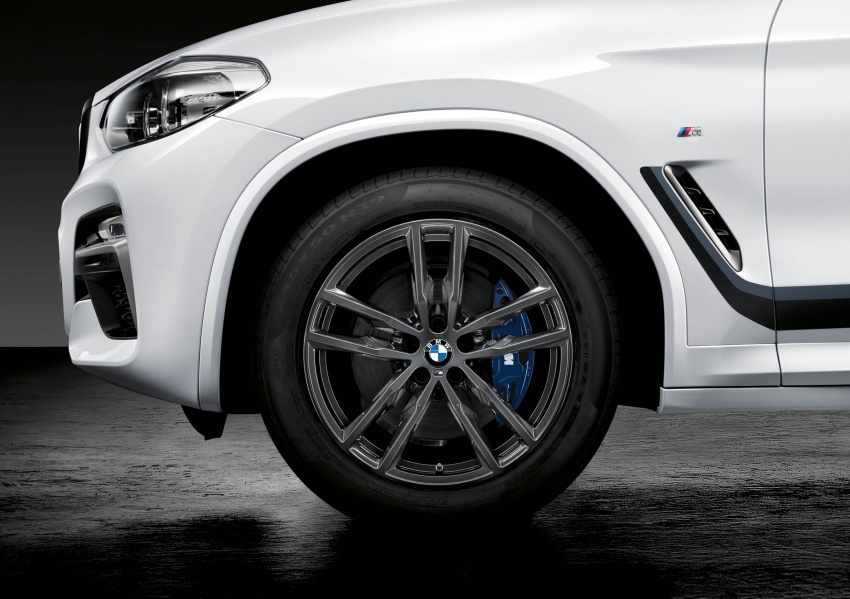 BMW X2, X3 and X4 receive M Performance Parts Image #784651