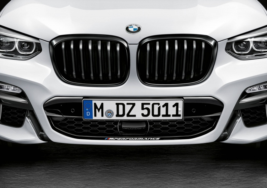 BMW X2, X3 and X4 receive M Performance Parts Image #784652