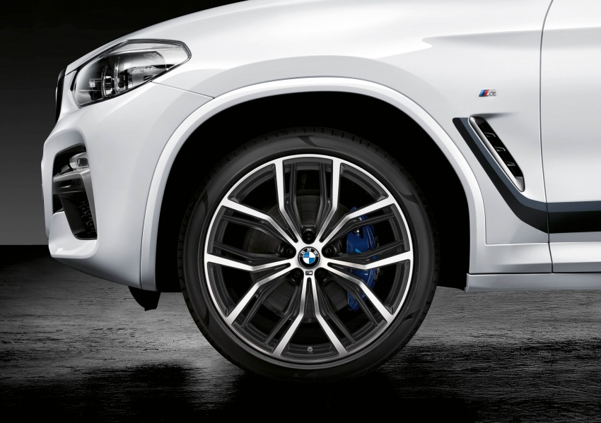 BMW X2, X3 and X4 receive M Performance Parts Image #784654