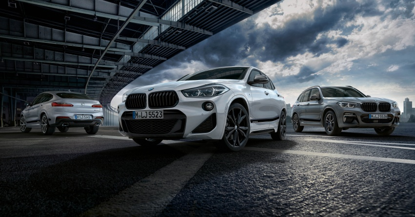 BMW X2, X3 and X4 receive M Performance Parts Image #784655