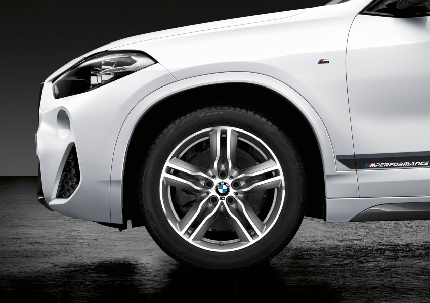 BMW X2, X3 and X4 receive M Performance Parts Image #784638