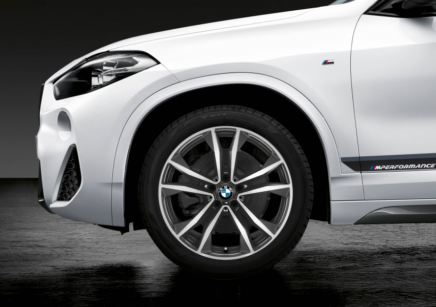 BMW X2, X3 and X4 receive M Performance Parts Image #784639