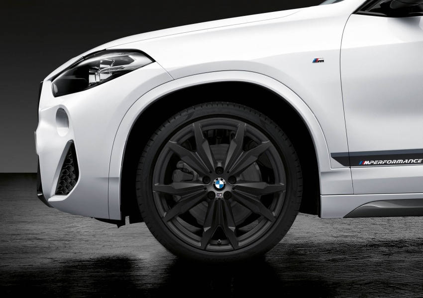 BMW X2, X3 and X4 receive M Performance Parts Image #784640