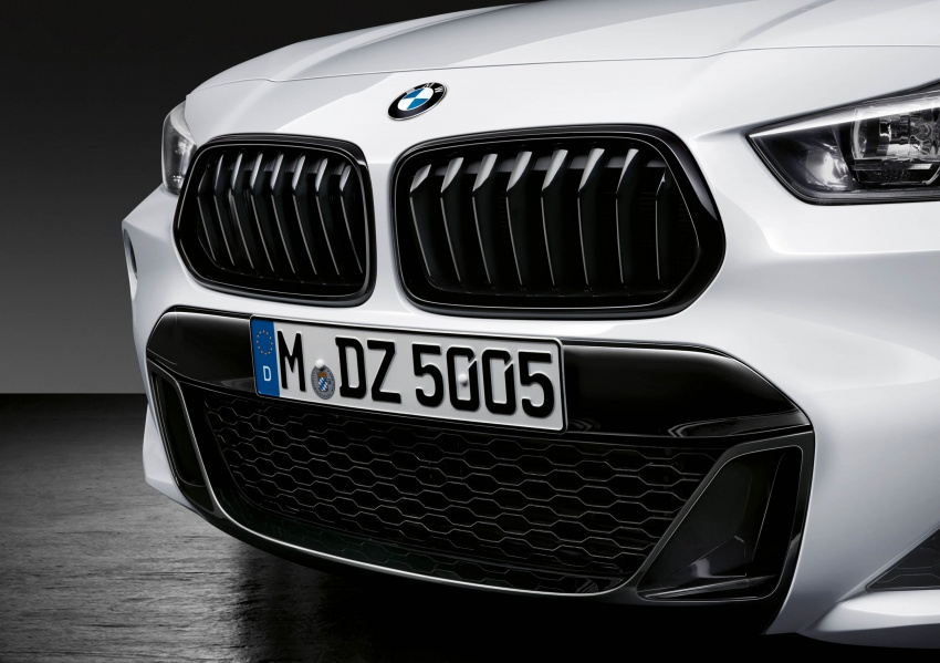 BMW X2, X3 and X4 receive M Performance Parts Image #784642