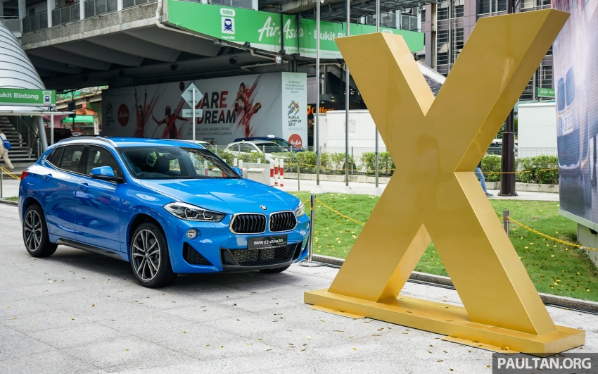 F39 BMW X2 launched in Malaysia – sDrive20i, RM321k Image #793649