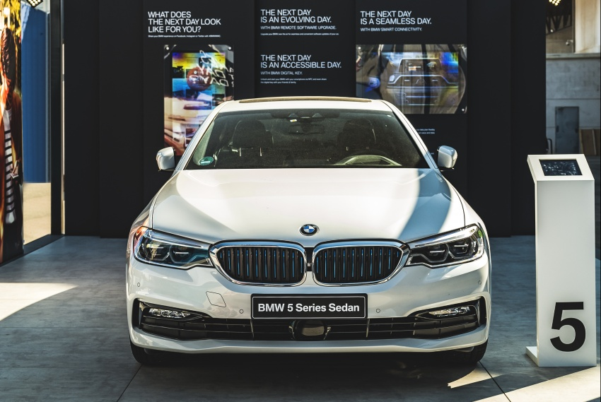 BMW introduces Digital Key for Samsung NFC phones Image #785867