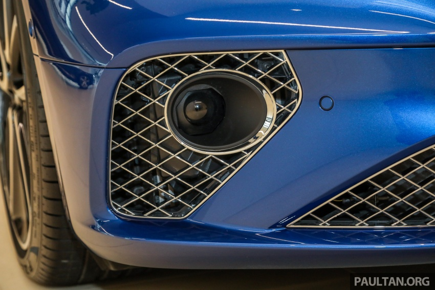 Bentley Continental GT First Edition previewed in Malaysia – limited units, priced at RM2.15 million Image #797181