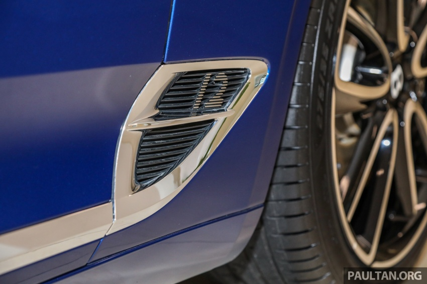 Bentley Continental GT First Edition previewed in Malaysia – limited units, priced at RM2.15 million Image #797192