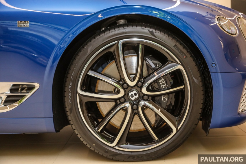 Bentley Continental GT First Edition previewed in Malaysia – limited units, priced at RM2.15 million Image #797193