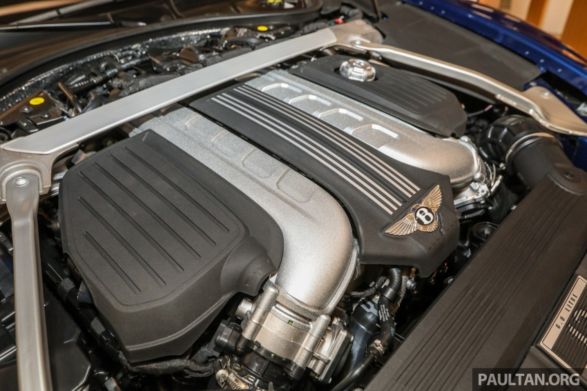 Bentley Continental GT First Edition previewed in Malaysia – limited units, priced at RM2.15 million Image #797205