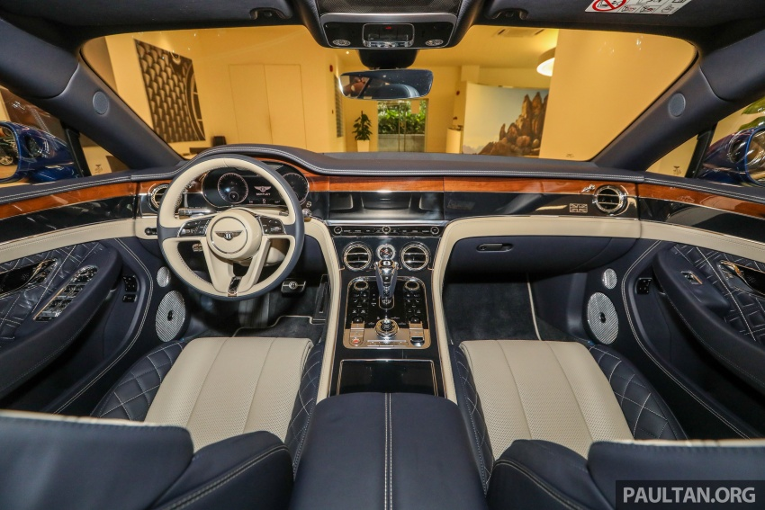 Bentley Continental GT First Edition previewed in Malaysia – limited units, priced at RM2.15 million Image #797208