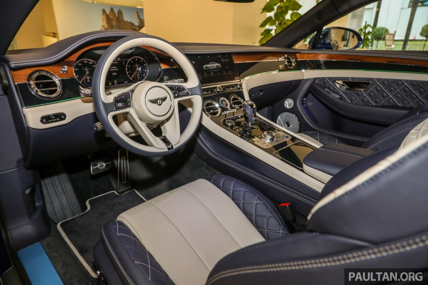 Bentley Continental GT First Edition previewed in Malaysia – limited units, priced at RM2.15 million Image #797209