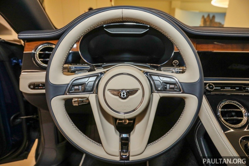 Bentley Continental GT First Edition previewed in Malaysia – limited units, priced at RM2.15 million Image #797210
