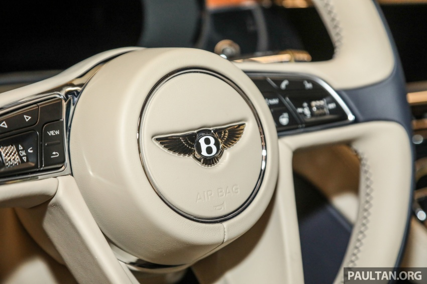 Bentley Continental GT First Edition previewed in Malaysia – limited units, priced at RM2.15 million Image #797215